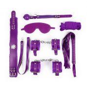 Набор для доминирования цвет фиолетовый