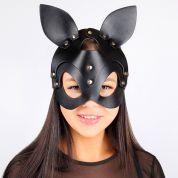 Роскошная секси-маска черного цвета
